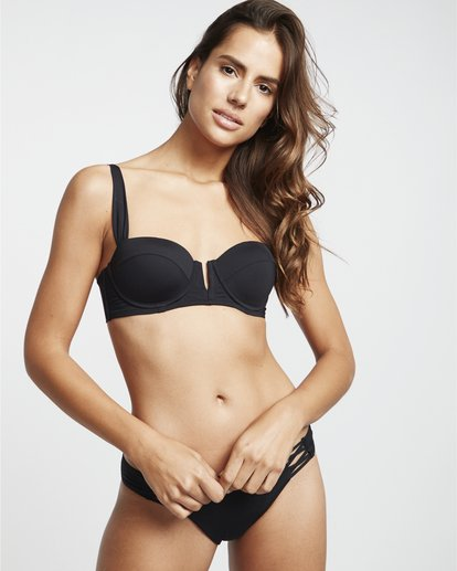 0 S.S Miami Underwire - Bikini Top for Women Black S3ST02BIP0 Billabong