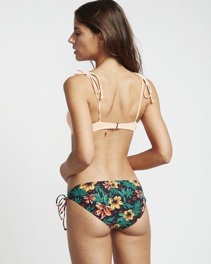 1 S.S Paradise Crossed Tri - Bikini Top for Women Pink S3ST03BIP0 Billabong