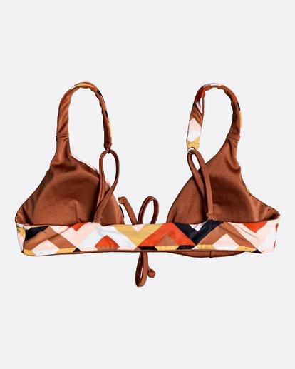 1 S.S Bahamas Rev Tri - Bikinitop für Damen Braun S3ST04BIP0 Billabong