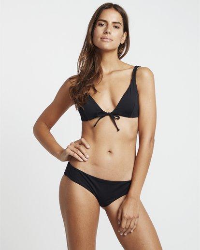 0 S.S Bahamas Rev Tri - Bikini Top for Women Black S3ST04BIP0 Billabong