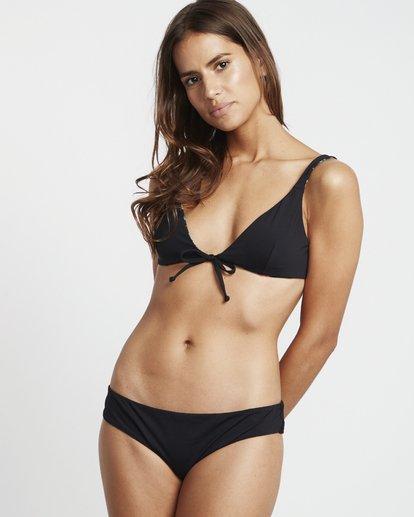 1 S.S Bahamas Rev Tri - Bikini Top for Women Black S3ST04BIP0 Billabong