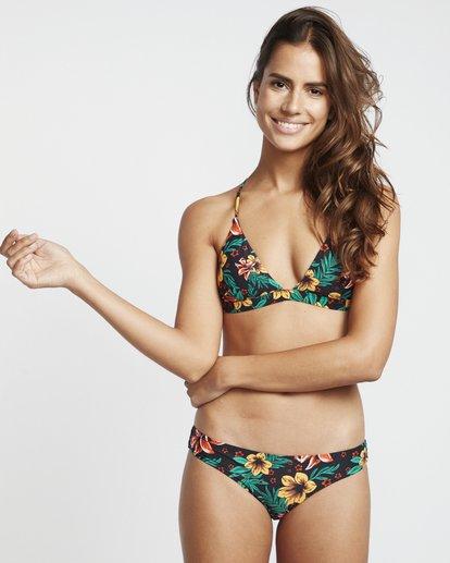 1 S.S Crossed Back Tri - Top de bikini para Mujer Multicolor S3ST06BIP0 Billabong