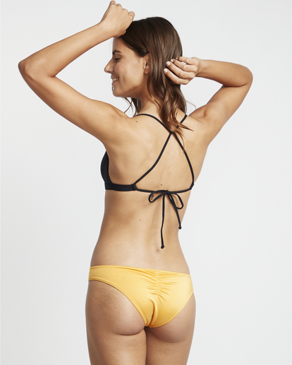 2 S.S Crossed Back Tri - Bikinitop für Damen Schwarz S3ST06BIP0 Billabong