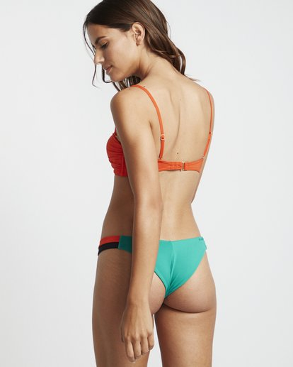 2 S.S Bustier - Bikinitop für Damen Mehrfarbig S3ST07BIP0 Billabong
