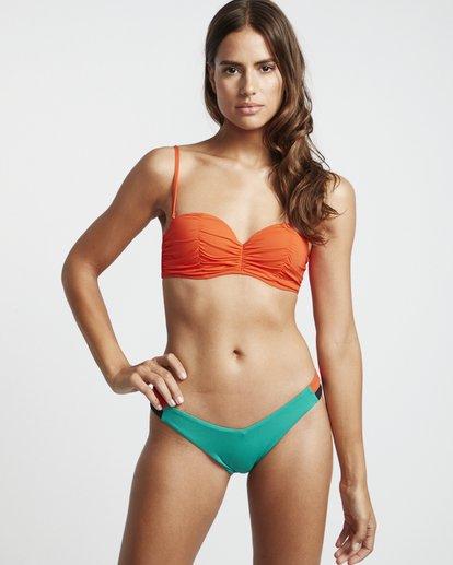 1 S.S Bustier - Bikini Top for Women Multicolor S3ST07BIP0 Billabong