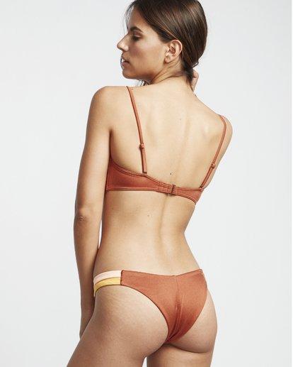 2 S.S Bustier - Bikini Top for Women Brown S3ST07BIP0 Billabong