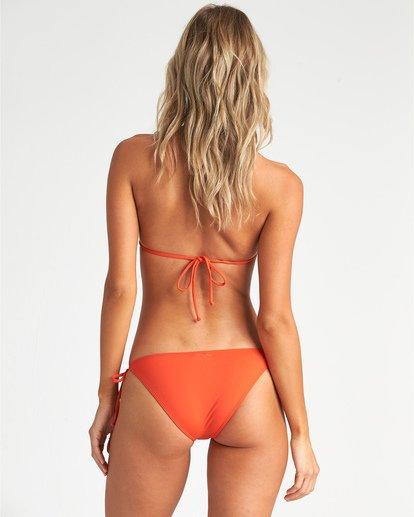 3 S.S Slide Tri - Top de bikini de triángulo color liso para Mujer Multicolor S3ST09BIP0 Billabong