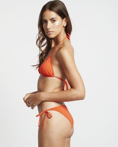 4 S.S Slide Tri - Solid Triangle Bikini Top for Women Multicolor S3ST09BIP0 Billabong