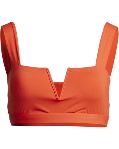 6 S.S - Cropped Tank Bikini Top for Women Multicolor S3ST10BIP0 Billabong