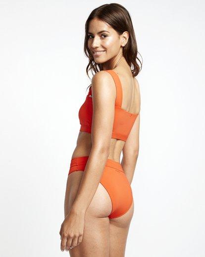 3 S.S - Cropped Tank Bikini Top for Women Multicolor S3ST10BIP0 Billabong