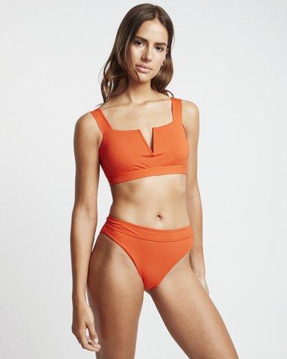 2 S.S - kurzes Bikini-Tanktop für Damen Mehrfarbig S3ST10BIP0 Billabong