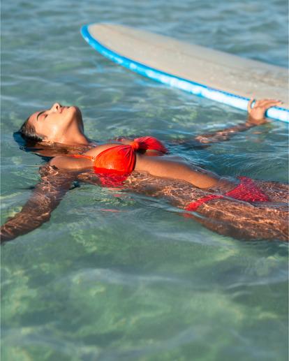 1 S.S Knotted Bandeau - Haut de bikini bandeau pour Femme Multicouleurs S3ST11BIP0 Billabong