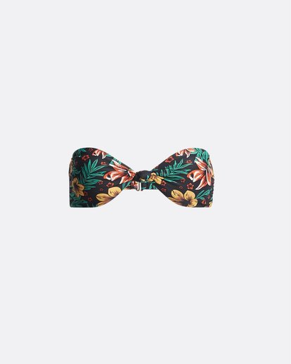 3 S.S Knotted Bandeau - Top de bikini bandeau para Mujer Multicolor S3ST11BIP0 Billabong