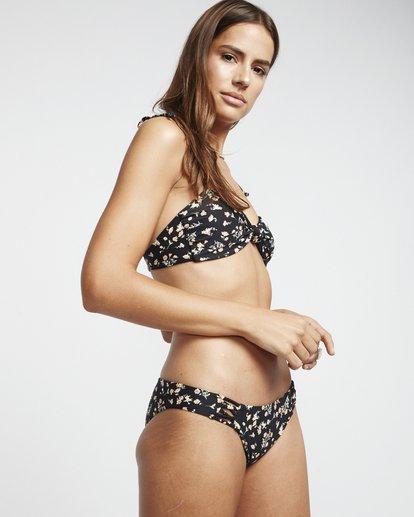 2 Sweet Side Knotted Bandeau - Top de bikini para Mujer Negro S3ST38BIP0 Billabong