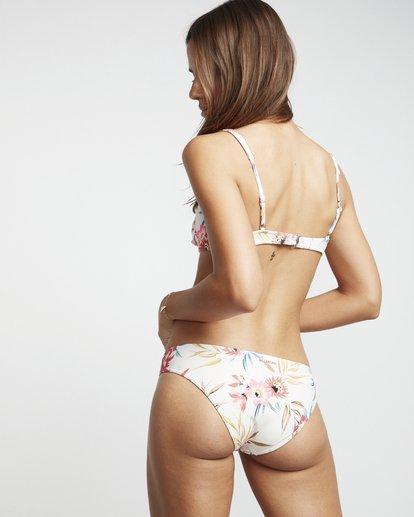 2 Coral Sands Underwire - Bügel-Bikinitop mit Blumenmuster für Damen Weiss S3ST49BIP0 Billabong