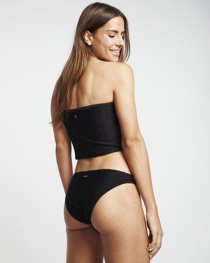 2 Wave Trip Tube - Top de bikini para Mujer Negro S3ST52BIP0 Billabong
