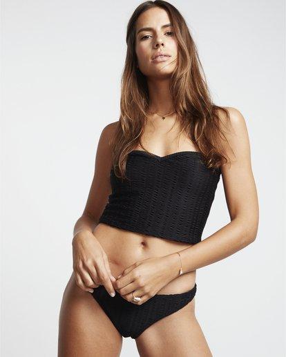 0 Wave Trip Tube - Top de bikini para Mujer Negro S3ST52BIP0 Billabong