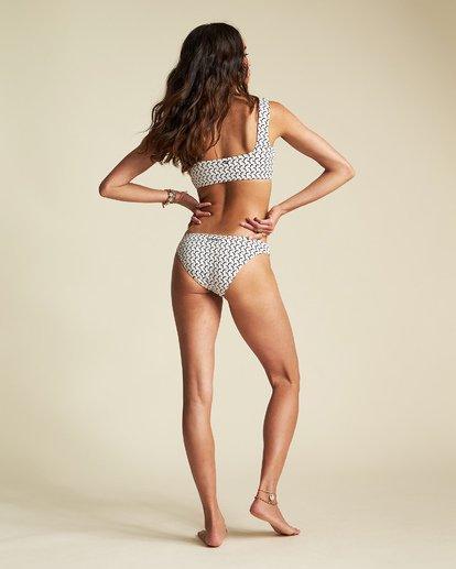 1 Sweet Siesta - Top de bikini deportivo para Mujer Blanco S3ST64BIP0 Billabong