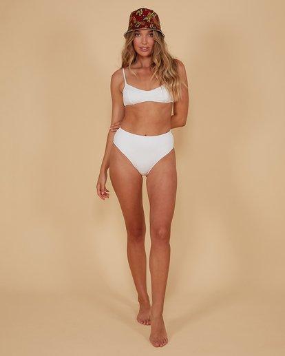 5 Braid Rib - Bralette-Bikinioberteil für Frauen Weiss S3ST75BIMU Billabong