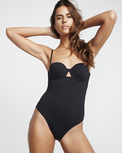 0 S.S Underwire - Top de bikini para Mujer Negro S3SW07BIP0 Billabong