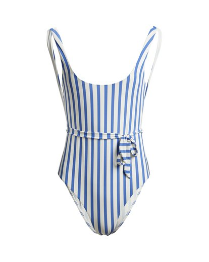 5 Blue By U - Striped One Piece Swimsuit for Women Multicolor S3SW14BIP0 Billabong