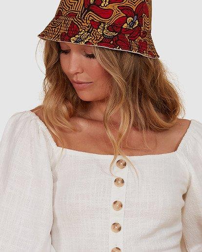 5 White Sand - Top mit Puffärmeln für Frauen Weiss S3TP34BIMU Billabong