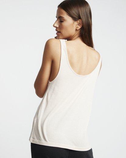 1 Legacy New Scoop - T-Shirt for Women Pink S3TT02BIP0 Billabong