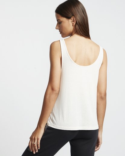 1 Legacy New Scoop - Camiseta para Mujer Blanco S3TT02BIP0 Billabong