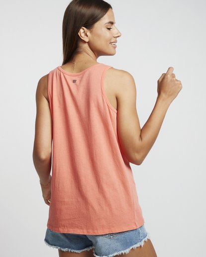 2 Spring Festival - Camiseta para Mujer  S3TT03BIP0 Billabong