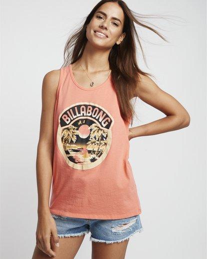 0 Spring Festival - T-Shirt for Women  S3TT03BIP0 Billabong