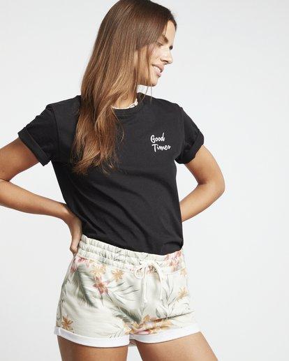 1 Summer Time  - Pantalones cortos para Mujer Multicolor S3WK05BIP0 Billabong