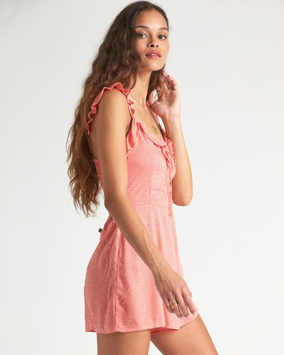 2 Flirty Free - Playsuit für Damen  S3WK22BIP0 Billabong