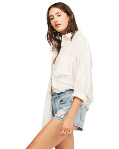 2 Drift Away - Denim Shorts for Women Blue S3WK24BIP0 Billabong