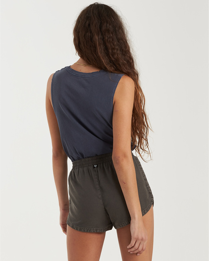 1 Road Trippin - Woven Shorts for Women Black S3WK26BIP0 Billabong