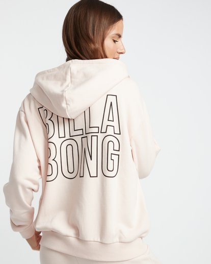 1 Legacy Zip Hood - Fleece for Women Pink S3ZH03BIP0 Billabong