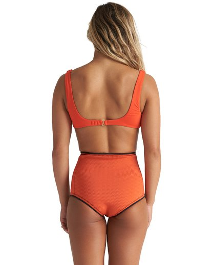 2 1mm Hightide  - Pantalones cortos de surf para Mujer Multicolor S41G56BIP0 Billabong