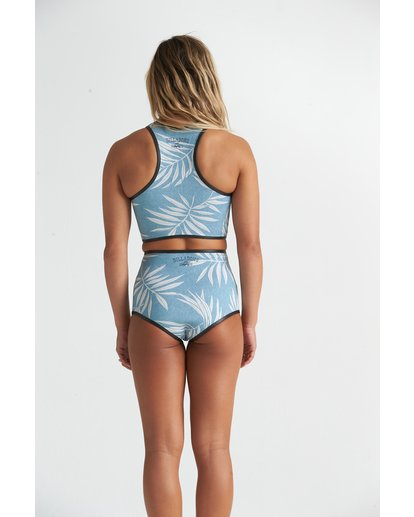 1 1mm Hightide  - Pantalones cortos de surf para Mujer Azul S41G56BIP0 Billabong
