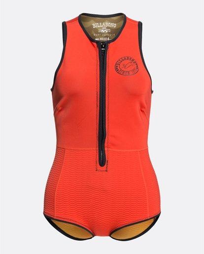 3 1mm Sol Sista - Traje de surf largo sin mangas para Mujer Multicolor S41G60BIP0 Billabong