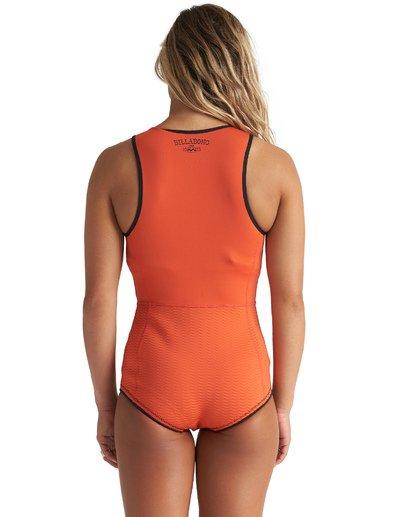 2 1mm Sol Sista - Traje de surf largo sin mangas para Mujer Multicolor S41G60BIP0 Billabong