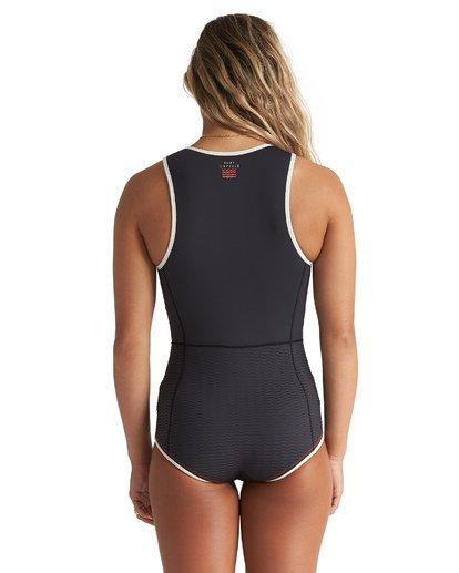 1 2mm Sol Sis - Traje de surf corto sin mangas para Mujer Multicolor S42G52BIP0 Billabong