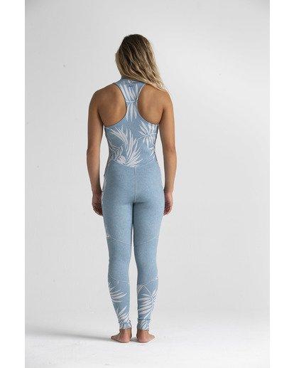 3 2mm Salty - Traje de surf largo sin mangas para Mujer Azul S42G54BIP0 Billabong