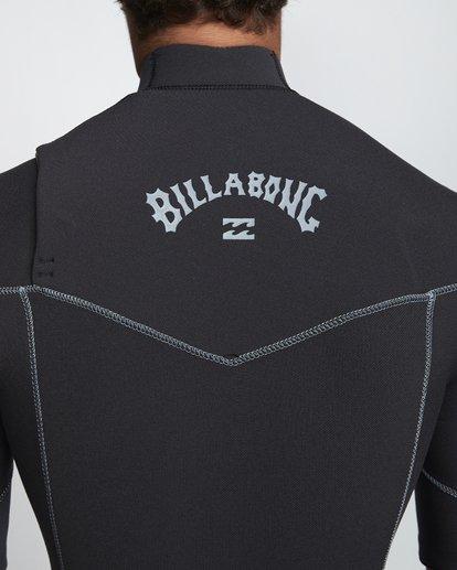 6 2/2mm Revolution Pro GBS - Short Sleeve Springsuit for Men Black S42M52BIP0 Billabong