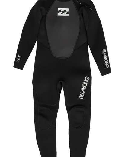 0 Intruder 3/2Mm Toddlers Fullsuit Negro S43B05BIP5 Billabong