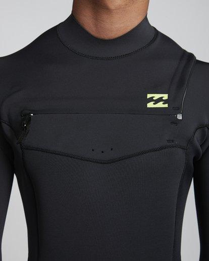 5 3/2mm Furnace Absolute GBS - Neoprenanzug mit Chest-Zip für Herren Grün S43M54BIP0 Billabong