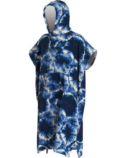 1 Billabong - Poncho toalla con capucha para Hombre  S4BR53BIP0 Billabong