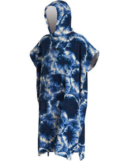 1 Hoodie - Toalla con capucha para cambiarse para Niño Azul S4BR70BIP0 Billabong