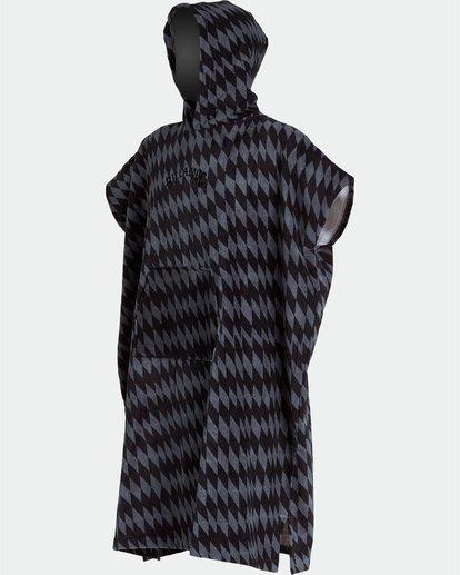 0 Hoodie - großes Badetuch mit Kapuze zum Umziehen für Jungen Grau S4BR70BIP0 Billabong