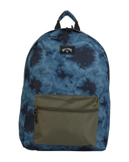 8 All Day - Backpack for Men Blue S5BP01BIP0 Billabong