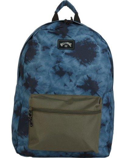 4 All Day - Backpack for Men Blue S5BP01BIP0 Billabong