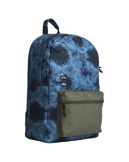 6 All Day - Rucksack für Herren Blau S5BP01BIP0 Billabong